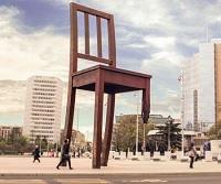 UN Broken Chair
