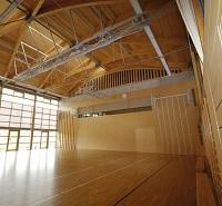 Aire-la-Ville Multipurpose Hall